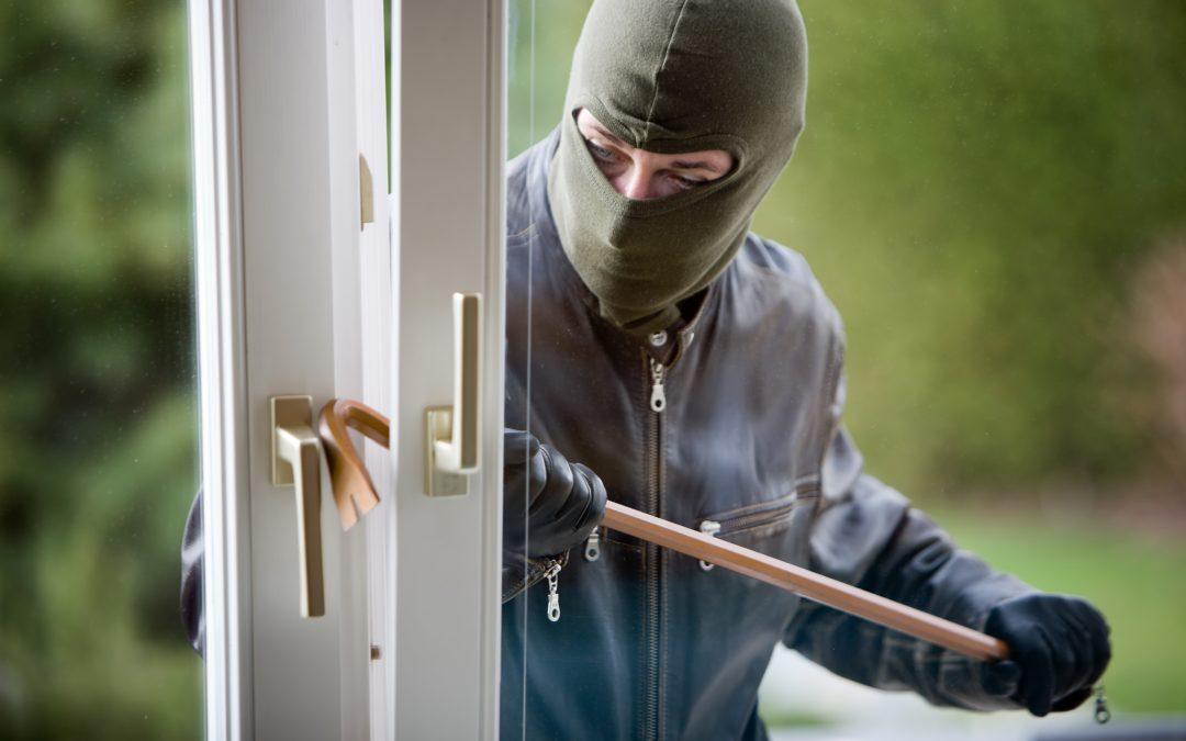 Einbruch – so schrecken Sie Einbrecher ab
